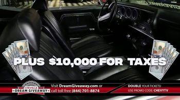 Chevelle Dream Giveaway TV Spot, 'Tax-Deductible Donation' - Thumbnail 6