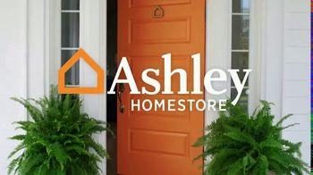 Ashley HomeStore Anniversary Mattress Sale TV Spot, 'Going On Now: Mattress' Song by Midnight Riot - Thumbnail 1