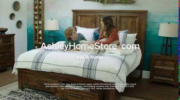 Ashley HomeStore Anniversary Mattress Sale TV Spot, 'Going On Now: Mattress' Song by Midnight Riot - Thumbnail 10