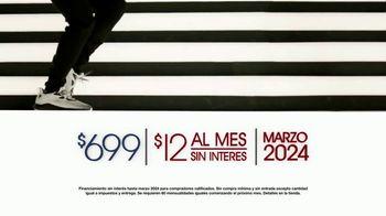 Rooms to Go Venta por el Aniversario TV Spot, 'Sin compra mínima' cancion de Portugal. The Man [Spanish] - Thumbnail 7