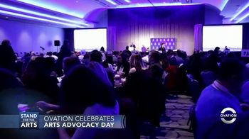Stand for the Arts TV Spot, 'Ovation: Arts Advocacy Day' - Thumbnail 2