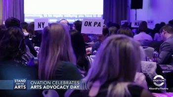 Stand for the Arts TV Spot, 'Ovation: Arts Advocacy Day' - Thumbnail 3