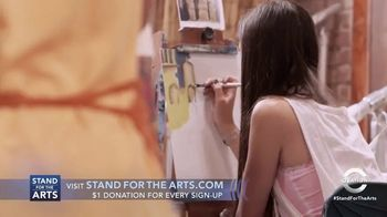 Stand for the Arts TV Spot, 'Ovation: Arts Advocacy Day' - Thumbnail 5