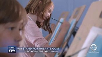 Stand for the Arts TV Spot, 'Ovation: Arts Advocacy Day'