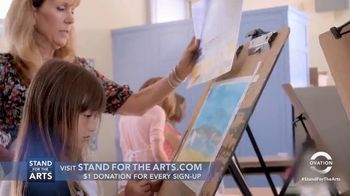 Stand for the Arts TV Spot, 'Ovation: Arts Advocacy Day' - Thumbnail 8