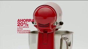 Macy's TV Spot, 'Hora de comprar: juegos de sábanas y mezcladoras y accesorios' [Spanish] - Thumbnail 7