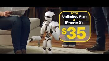 Sprint Unlimited TV Spot, 'Her First Word' - Thumbnail 4