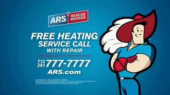 ARS Rescue Rooter TV Spot, 'Broken Heater' - Thumbnail 10