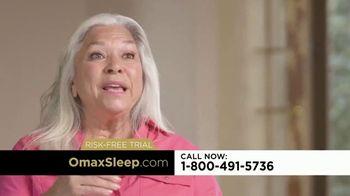 Omax Sleep & Stress Remedy TV Spot, 'A Good Night's Sleep' - Thumbnail 5