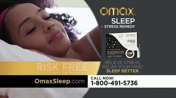 Omax Sleep & Stress Remedy TV Spot, 'A Good Night's Sleep' - Thumbnail 6