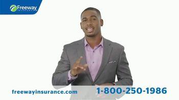 Freeway Insurance TV Spot, 'Save Hundreds' - Thumbnail 1