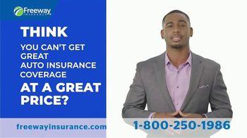 Freeway Insurance TV Spot, 'Save Hundreds' - Thumbnail 2
