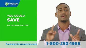 Freeway Insurance TV Spot, 'Save Hundreds' - Thumbnail 5