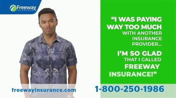 Freeway Insurance TV Spot, 'Save Hundreds' - Thumbnail 7