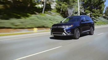 2019 Mitsubishi Outlander TV Spot, 'Fun Ride: Daughter' [T2] - Thumbnail 1