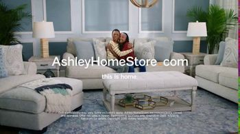 Ashley HomeStore Anniversary Sale TV Spot, 'Going On Now: Furniture' - Thumbnail 10