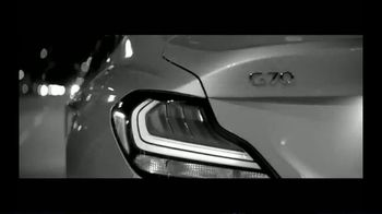 Genesis G70 TV Spot, 'Hold Tight and Let Go' [T1] - Thumbnail 3