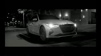 Genesis G70 TV Spot, 'Hold Tight and Let Go' [T1] - Thumbnail 4