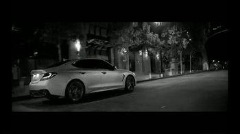 Genesis G70 TV Spot, 'Hold Tight and Let Go' [T1] - Thumbnail 7