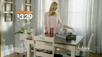 Ashley HomeStore Best of the Best Event TV Spot, 'Final Week: Woodanville and Willowton' Song by Midnight Riot - Thumbnail 6