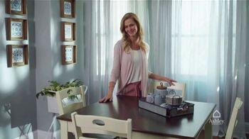 Ashley HomeStore Best of the Best TV Spot, 'Woodanville Table' - Thumbnail 2