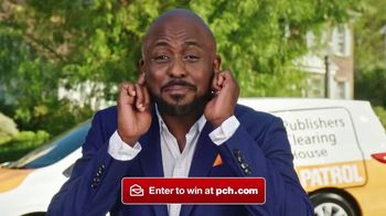 Publishers Clearing House TV Spot, 'H Wayne Don't Miss Out' Featuring Wayne Brady - 721 commercial airings