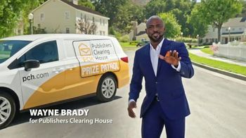 Publishers Clearing House TV Spot, 'H Wayne Don't Miss Out' Featuring Wayne Brady - Thumbnail 1