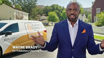 Publishers Clearing House TV Spot, 'H Wayne Don't Miss Out' Featuring Wayne Brady - Thumbnail 2