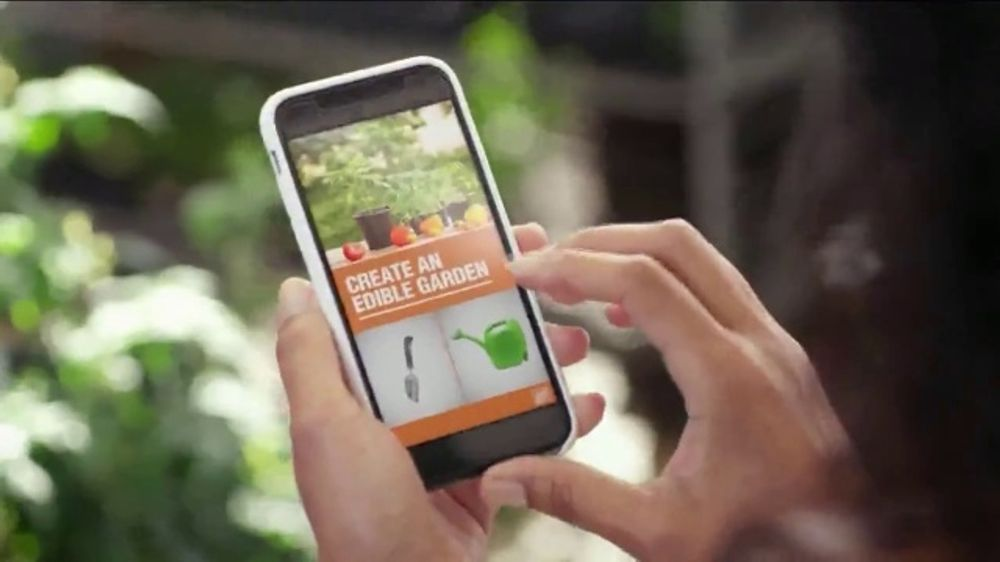 The Home Depot TV Commercial, 'Today Is the Day for Doing: Herbs &  Vegetables' - Video