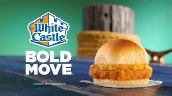 White Castle Seafood Crab Cake Slider TV Spot, 'Holy Creole' - Thumbnail 8