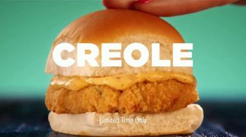 White Castle Seafood Crab Cake Slider TV Spot, 'Holy Creole' - Thumbnail 6