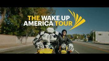 Sprint TV Spot, 'The Wake Up America Tour: Galaxy S10 Series' - Thumbnail 1