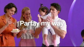 Target TV Spot, 'Partay My Way' - Thumbnail 7