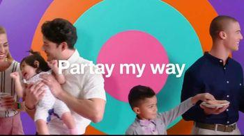 Target TV Spot, 'Partay My Way' - Thumbnail 8