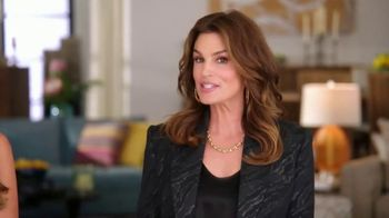 Rooms to Go Anniversary Sale TV Spot, 'Once a Year Sexy' Featuring Sofia Vergara, Cindy Crawford - Thumbnail 2