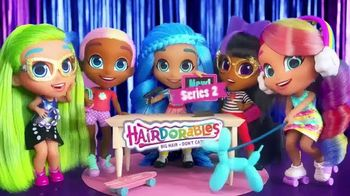 Hairdorables Series 2 TV Spot, 'Surprises for You'
