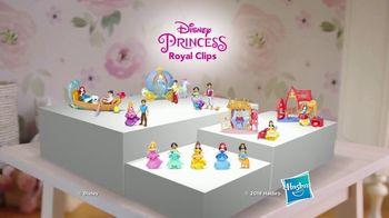 Disney Princess Royal Clips TV Spot, 'With a Clip' - Thumbnail 10