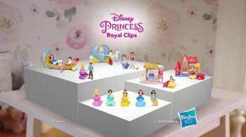 Disney Princess Royal Clips TV Spot, 'With a Clip' - Thumbnail 9