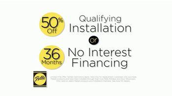 Pella TV Spot, 'Installation Matters: 50 Percent' - Thumbnail 9