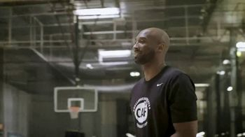 Challenged Athletes Foundation TV Spot, 'Salute: Megan Blunk' Featuring Kobe Bryant - Thumbnail 1