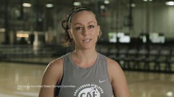 Challenged Athletes Foundation TV Spot, \'Salute: Megan Blunk\' Featuring Kobe Bryant