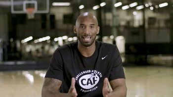 Challenged Athletes Foundation TV Spot, 'Salute: Megan Blunk' Featuring Kobe Bryant - Thumbnail 6
