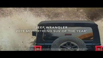 Jeep Freedom Days TV Spot, 'Legends Aren't Born, They're Made' Song by The Kills [T2] - 16 commercial airings