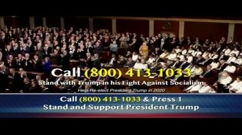 Great America PAC TV Spot, 'Reject Socialism' Featuring Ed Rollins - Thumbnail 9