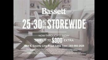 Bassett TV Spot, 'Custom Bench-Made Furniture' - Thumbnail 10