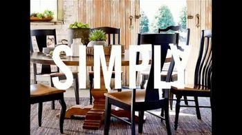 Bassett TV Spot, 'Custom Bench-Made Furniture' - Thumbnail 3