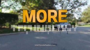 Honda Get More Save More Sales Event TV Spot, '2018 Accord' [T2] - Thumbnail 3