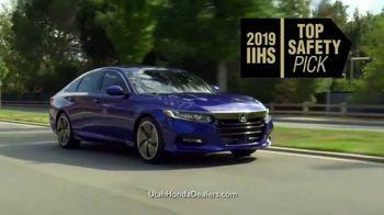 Honda Get More Save More Sales Event TV Spot, '2018 Accord' [T2] - Thumbnail 4