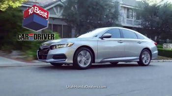 Honda Get More Save More Sales Event TV Spot, '2018 Accord' [T2] - Thumbnail 5