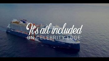 Celebrity Edge TV Spot, 'Go Best: Deposit'